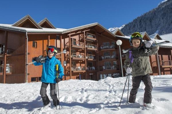 organiser des vacances au ski