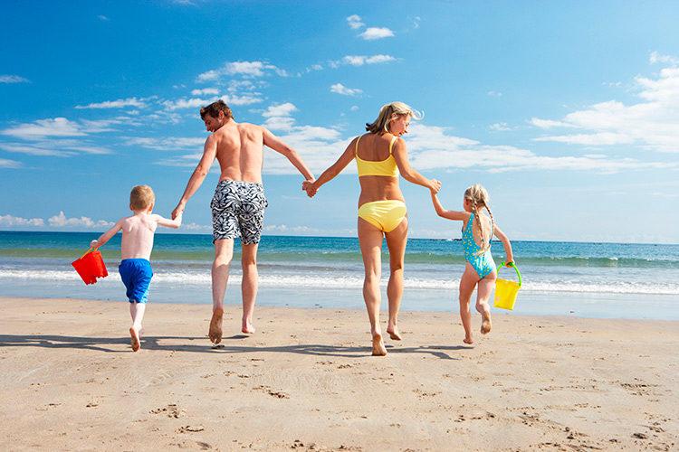 plage-famille