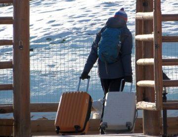 valise ski