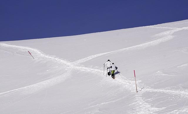 randonnée neige