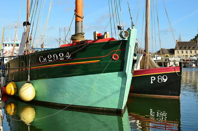 bateau paimpol