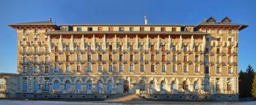 Font Romeu grand hotel