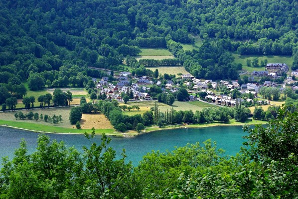 village loudenvielle